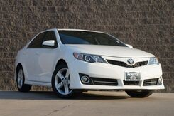 2012_Toyota_Camry_SE_ Fort Worth TX