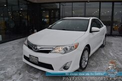 2012_Toyota_Camry_XLE / Auto Start / Heated Leather Seats / Navigation / Sunroof /_ Anchorage AK