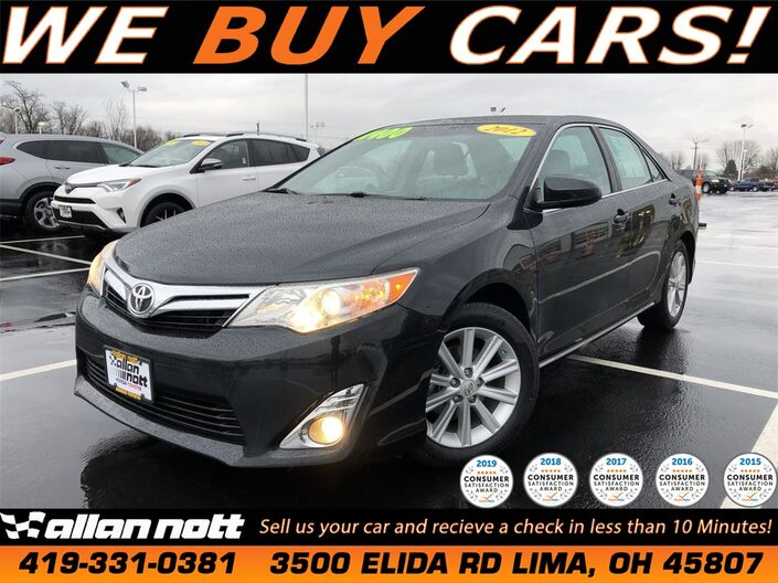 2012 Toyota Camry XLE Lima OH