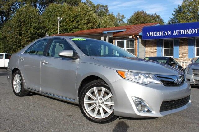 2012 Toyota Camry XLE Mooresville NC