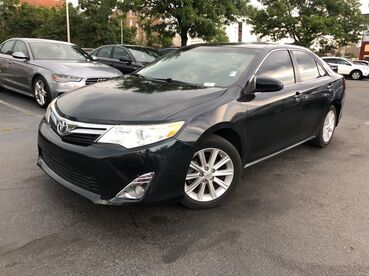 2012_Toyota_Camry_XLE_ Worcester MA