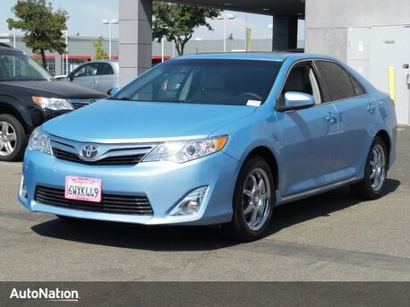 2012_Toyota_Camry_XLE_ Roseville CA
