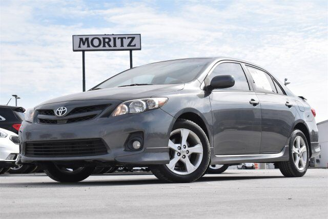 2012 Toyota Corolla LE Fort Worth TX