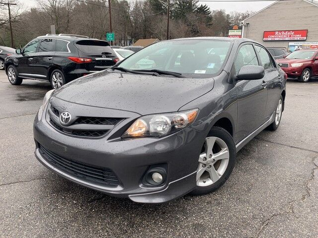 2012 Toyota Corolla S Worcester MA