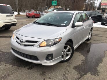 2012_Toyota_Corolla_S_ Worcester MA