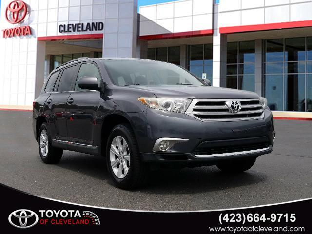 2012 Toyota Highlander Base McDonald TN