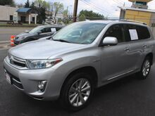 2012_Toyota_Highlander_Limited Hybrid_ Roanoke VA