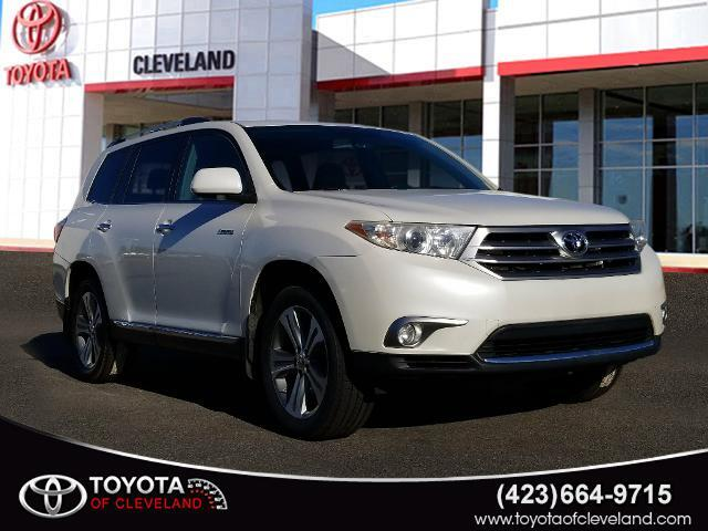 2012 Toyota Highlander Limited McDonald TN
