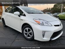 2012_Toyota_Prius_One_ Raleigh NC