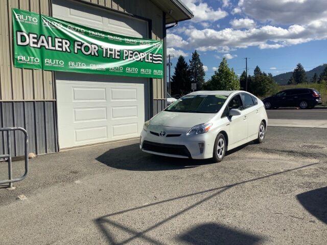 2012 Toyota Prius Prius IV Spokane Valley WA