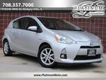 2012 Toyota Prius c Four 1 Owner Heated Leather Bluetooth Keyless Go