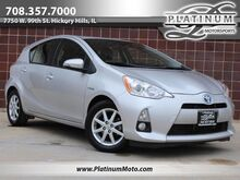 2012_Toyota_Prius c_Four 1 Owner Heated Leather Bluetooth Keyless Go_ Hickory Hills IL