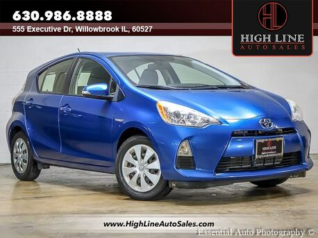 2012_Toyota_Prius c_Four_ Willowbrook IL