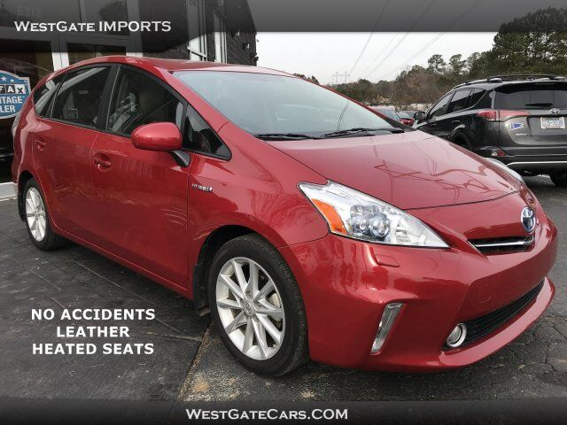 2012 Toyota Prius v Two Raleigh NC