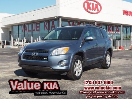2012 Toyota RAV4 Limited Leather, Sunroof. Philadelphia PA