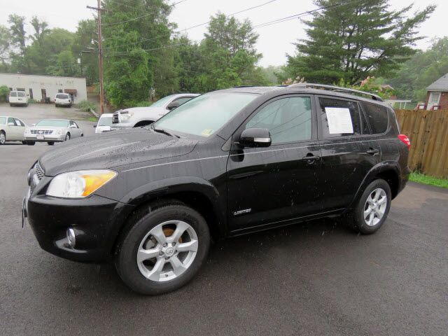 2012 Toyota RAV4 Limited Roanoke VA