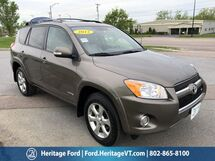 2012 Toyota RAV4 Limited South Burlington VT