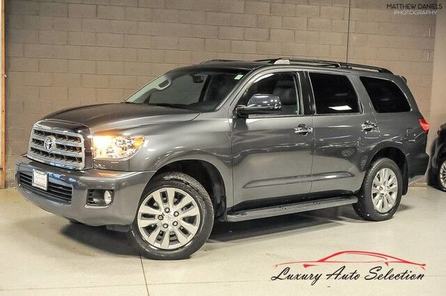 2012 Toyota Sequoia LIMITED AWD 4dr SUV Chicago IL