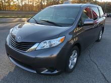 2012_Toyota_Sienna_5DR 8P LE FWD_ Paducah KY