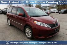 2012 Toyota Sienna LE South Burlington VT