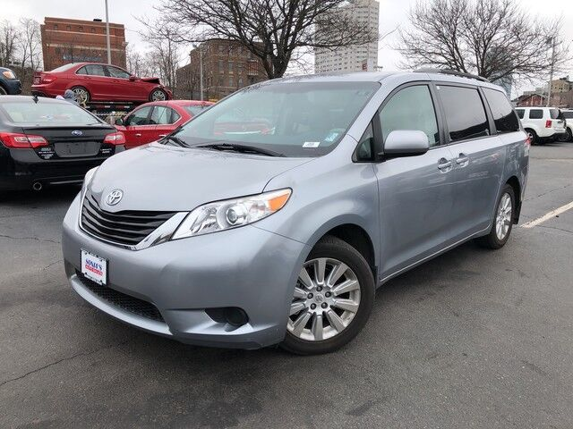 2012 Toyota Sienna LE Worcester MA