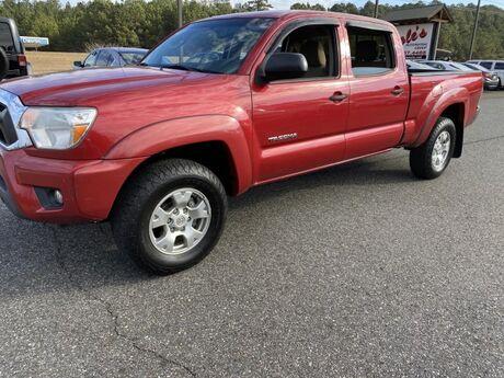 2012 Toyota Tacoma  Monroe GA
