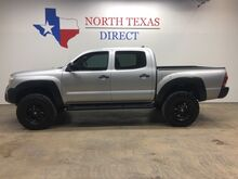 2012_Toyota_Tacoma_4x4 Off Road Lifted Double Cab V6 American Outlaw Bedliner_ Mansfield TX
