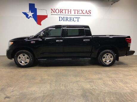 2012 Toyota Tundra 4WD Truck Limited 4x4 Crew Max Leather GPS Navigation Camera Mansfield TX