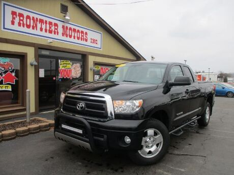 2012 Toyota Tundra Tundra-Grade Double Cab 4.6L 4WD Middletown OH