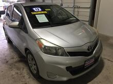 2012_Toyota_Yaris_L 5-Door AT_ Austin TX