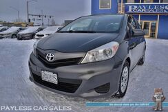 2012_Toyota_Yaris_L Hatchback / Automatic / Aux & USB Jacks / Air Conditioning / Power Locks / Low Miles / 38 MPG_ Anchorage AK