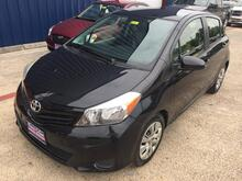 2012_Toyota_Yaris_LE 5-Door AT_ Austin TX