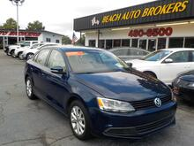 2012_VOLKSWAGEN_JETTA_SE, CERTIFIED W/WARRANTY, BLUETOOTH, SUNROOF, CRUISE CONTROL, A/C, ONLY 72K MILES, VERY CLEAN!_ Norfolk VA