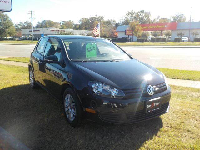 2012 VOLKSWAGON GOLF HATCHBACK, BUY BACK GUARANTEE & WARRANTY, BLUETOOTH, CD, HEATED MIRRORS, ONLY 69K MILES!! Virginia Beach VA