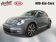 2012 Volkswagen Beetle 2.0T WHITE TURBO Houston TX