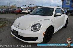 2012_Volkswagen_Beetle_2.5L PZEV / Automatic / Heated Leather Seats / Aux Jack / Cruise Control / Aluminum Wheels / 29 MPG_ Anchorage AK