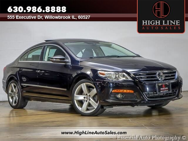 2012 Volkswagen CC Lux Limited Willowbrook IL