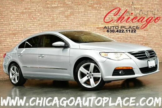 2012 Volkswagen CC Luxury Limited - 2.0L TURBOCHARGED TSI I4 ENGINE NAVIGATION BLACK LEATHER HEATED SEATS DUAL ZONE CLIMATE BLUETOOTH Bensenville IL