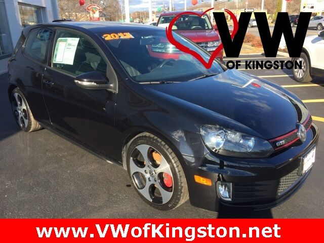 2012_Volkswagen_Golf GTI_Base_ Kingston NY