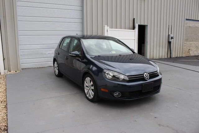 2012 Volkswagen Golf TDI 2 0L Turbo Diesel 6 Sp Man Factory Warranty