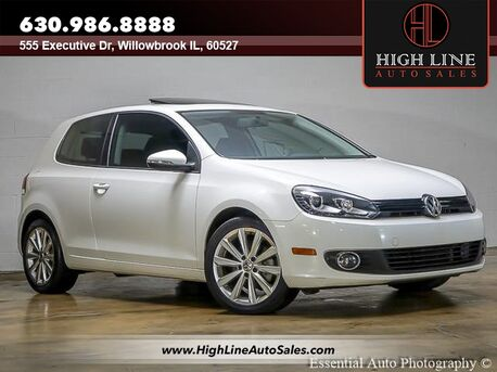 2012_Volkswagen_Golf_TDI w/Tech Pkg_ Willowbrook IL