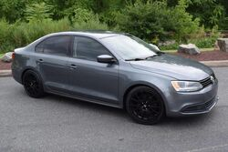 Volkswagen Jetta 5-Speed 2012