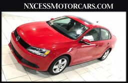 Volkswagen Jetta Sedan TDI LEATHER HEATED SEATS CLEAN 2012