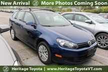 2012 Volkswagen Jetta SportWagen S South Burlington VT