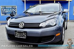 2012_Volkswagen_Jetta SportWagen_SE / Wagon / Automatic / Heated Leather Seats / Bluetooth / Cruise Control / 31 MPG / 1-Owner_ Anchorage AK