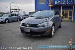 2012_Volkswagen_Jetta SportWagen_TDI / Turbo Diesel / Automatic / Auto Start / Heated Leather Seats / Panoramic Sunroof / Pioneer Radio / Bluetooth / Back Up Camera / 42 MPG_ Anchorage AK