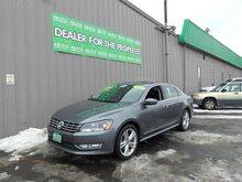 2012_Volkswagen_Passat_2.0L TDI SE AT_ Spokane Valley WA