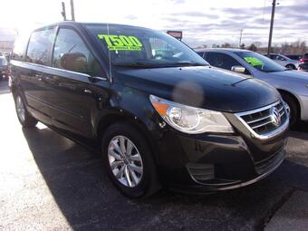 2012_Volkswagen_Routan_SE w/RSE & Navigation_ Richmond KY