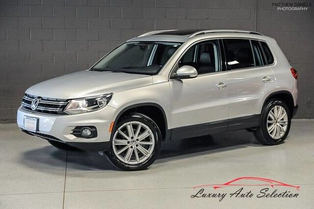 2012_Volkswagen_Tiguan SE With Navigation_4dr SUV_ Chicago IL