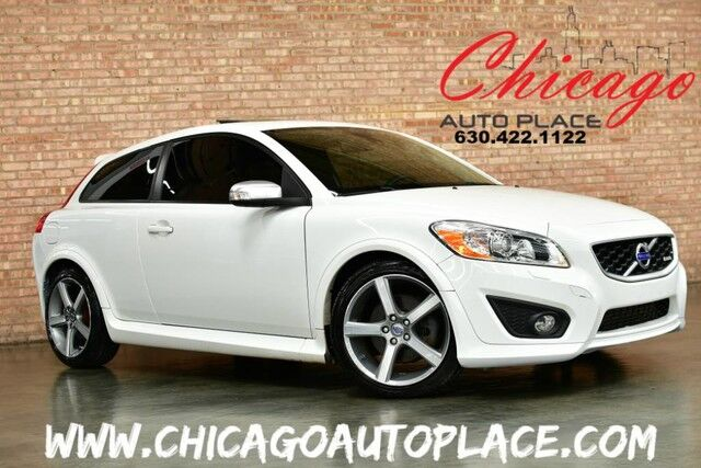 2012 volvo c30 r design premier plus clean carfax 6 speed manual turbo black leather heated r. Black Bedroom Furniture Sets. Home Design Ideas